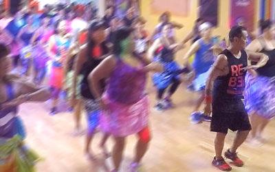 Polynesian Dance Fitness